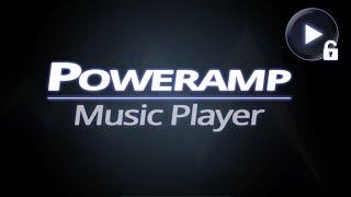 Poweramp Music Player Full Version (apk) ●NO ROOT● (Updated 2017)