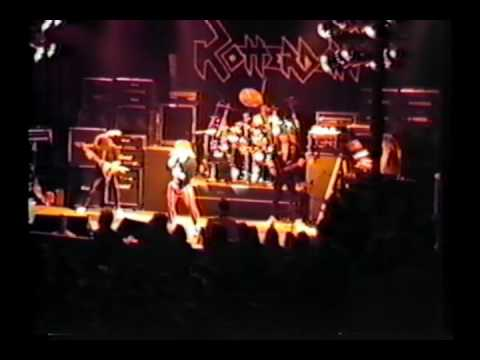 Rotterdam (Ohio) - The Lesser of Two Evils (Live VIDEO, 1987)