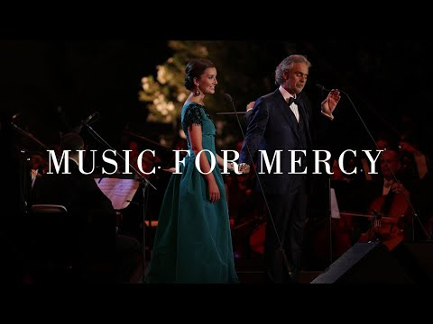 Carly Paoli: Music For Mercy Live at The Roman Forum (ft Andrea Bocelli, David Foster, Elaine Paige)