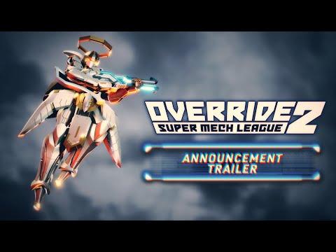 Override 2: Super Mech League – Announcement Trailer - Opening Night Live