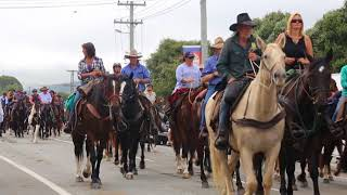 Goldfields Cavalcade goes to Owaka
