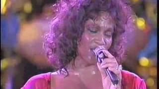 Whitney Houston - Jesus Loves Me - HQ Live BRAZIL