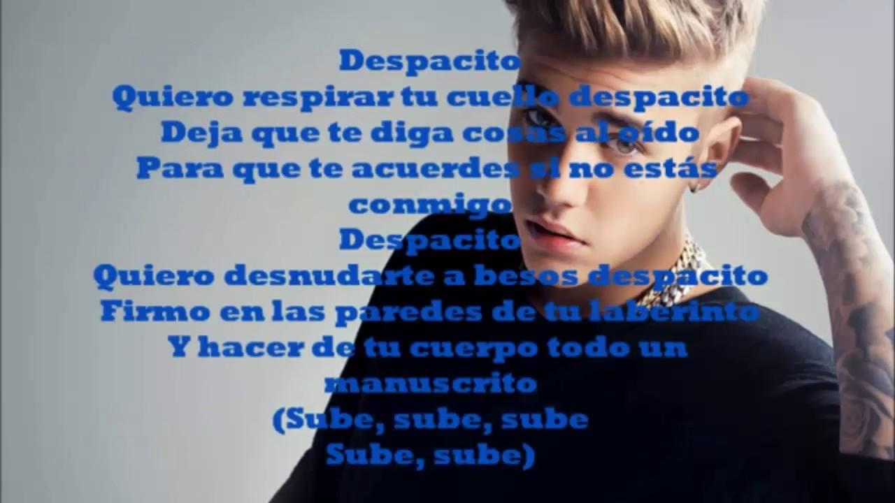 Justin Bieber - Despacito Ft. Luis Fonsi