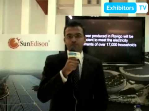 World's Leading Solar Energy Services by SunEdison Energy (Exhibitors TV at WFES 2014)