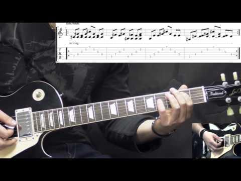 Black Sabbath  Snowblind  Metal Guitar Lesson wSolos and Tabs