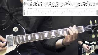 Black Sabbath - Snowblind - Metal Guitar Lesson (w/Solos and Tabs)