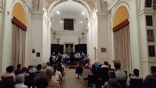 Julia Mortyakova, Valentin Bogdan, Catherine Hudgins - Assisi Performing Arts 2020 Virtual Festival