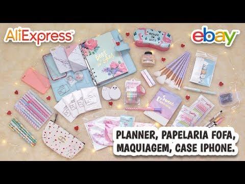 COMPRAS ALIEXPRESS E EBAY | Nana Casa Grandi