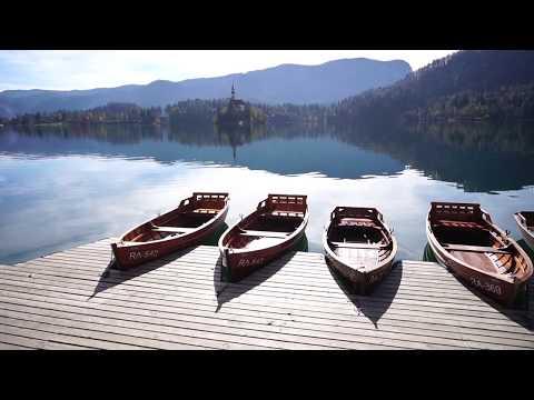 TRAVEL DIARY - Autriche, Slovénie & Suisse