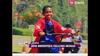 Naik ke Puncak Monas, Joni Kala: Senang Lihat Kantor Gubernur - iNews Sore 19/08