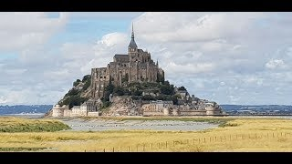 Video Le Mont Saint Michel - Normandy - France - Sightseeing - Religious - Travel download MP3, 3GP, MP4, WEBM, AVI, FLV November 2018
