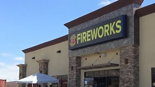 Fireworks demo