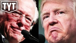 Bernie Slaps Trump With Socialism