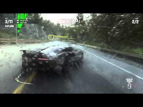 Driveclub - Jaguar C-X75 Gameplay @ Japan (Dynamic Weather)