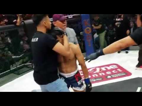 MMA Suwardi Tadi Malam Berakhir Ricuh..