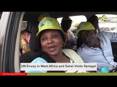 UN Envoy in West Africa and Sahel Visits Senegal