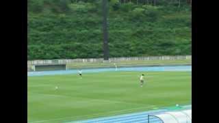 20120617 練習試合 アルビレックス新潟vsベガルタ仙台 スタメン発表