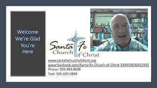 Worship Service Announcement September 13, 2020