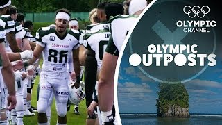 How Germany tackled American football and made it their own | Olympic Outposts