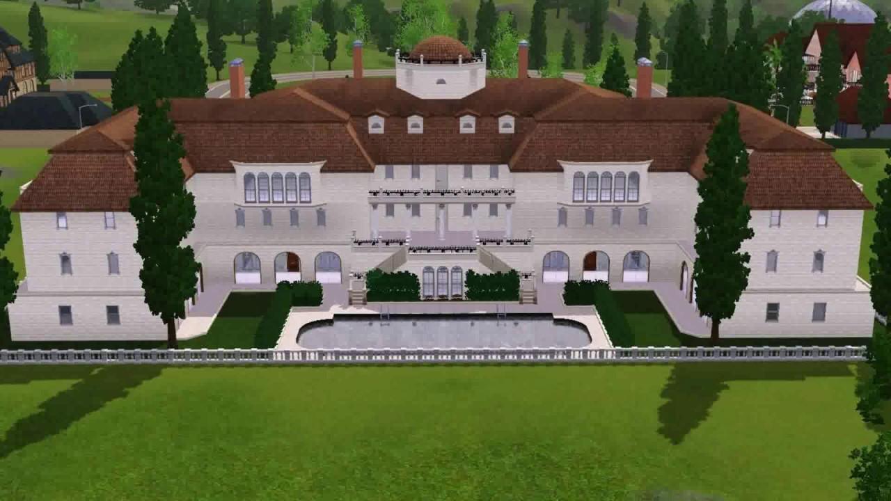 Wonderful Floor Plan Ideas For Sims 3