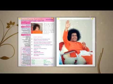 Sanathana Sarathi - Free Sathya Sai Baba's Magazine Online