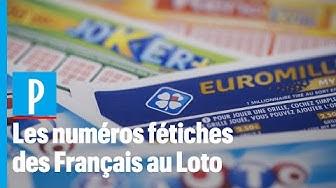 EuroMillions, Loto : comment les joueurs choisissent leurs numéros