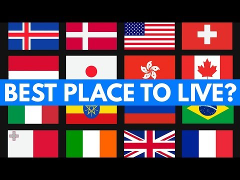 Thumbnail: What's The Best Spot To Live On Earth?