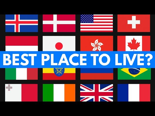 What's The Best Spot To Live On Earth?