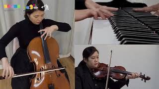 [각자의 방, 하나의 춤과 음악] 베토벤, 월광 소나타