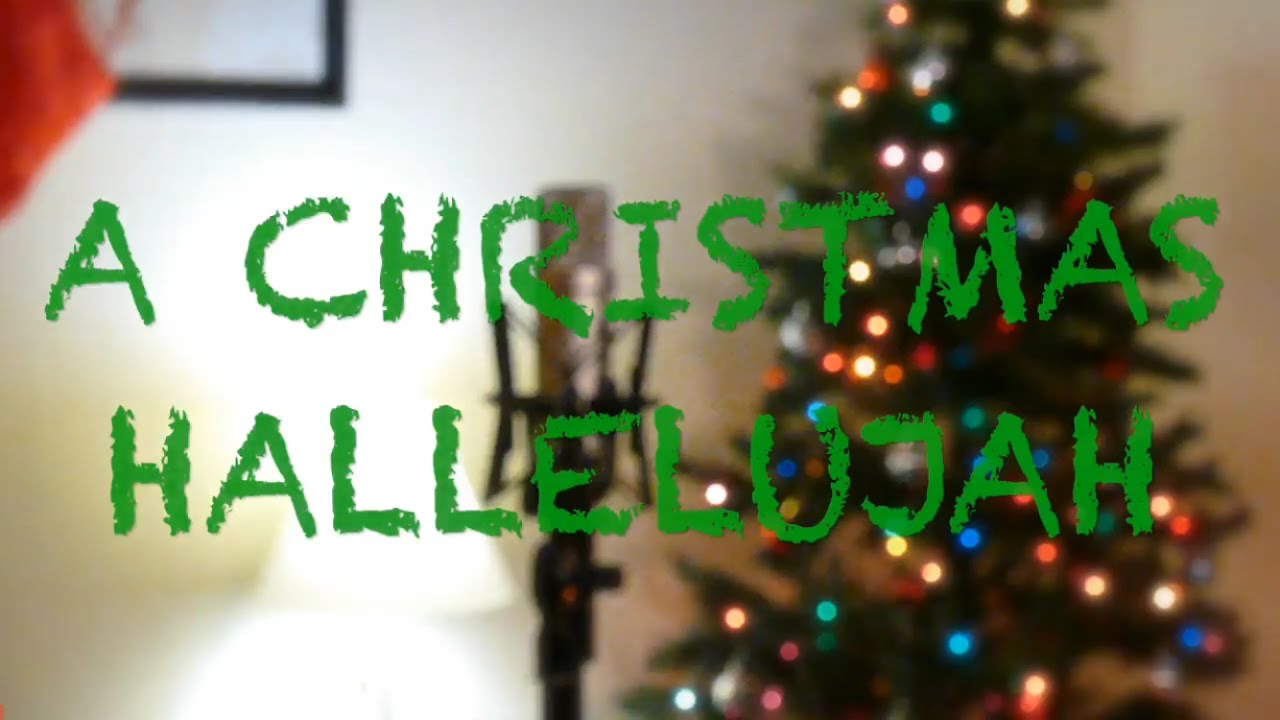 cloverton christmas hallelujah