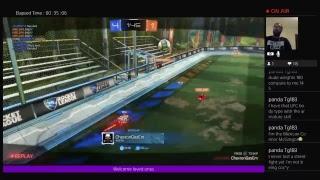 Rocket League: Doubles competitive Action W/ Randoms
