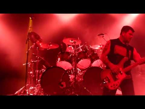 AUTOPSY - GASPING FOR AIR & CHARRED REMAINS (LIVE IN GLASGOW 1/4/17)