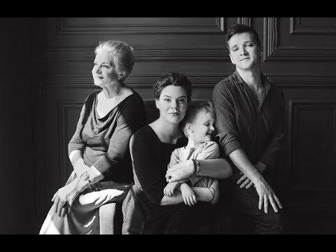 Групповой портрет / Коллективное позирование. Лекция фотохудожника Ольги Паволги, 1 мая 2019
