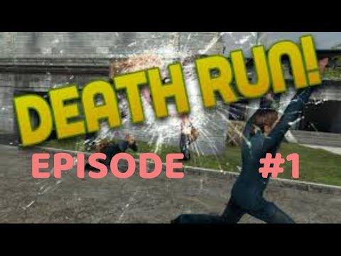 Garry's Mod Deathrun! | F*cking S*cks!