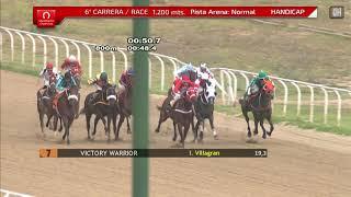 Vidéo de la course PMU PREMIO ISIDORA GOYENECHEA