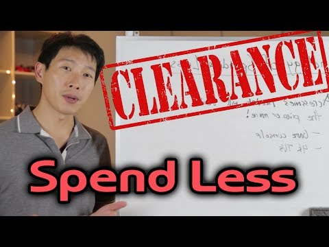 How to Spend Less – The Psychology of Spending Less Money to Earn More