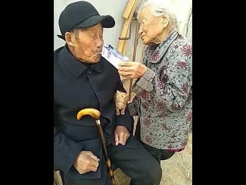 Vidio Lucu Cina(kakek Dan Nenek)