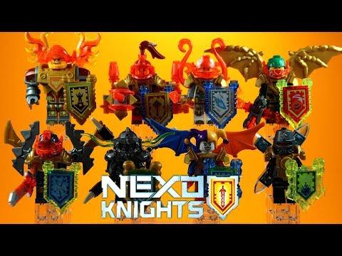 Lego Nexo Knights Ruina Minifigure from Set 70349 new minifig