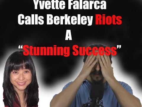 Berkeley Schoolteacher Yvette Falarca Openly Calls For Violence