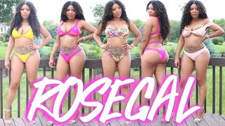 24ac44d5c46 HUGE ROSEGAL SWIMSUIT TRY ON HAUL   REVIEW SUMMER 2017 (CURVY)