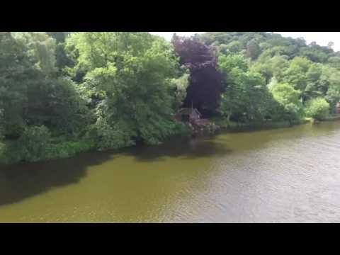 Rudyard Lake From Above