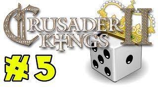 Crusader Kings II: Holy Fury - RANDOM WORLD - Episode 5