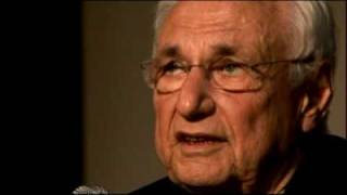 Karen Bartlett: Short documentary film on Frank Gehry. Part One