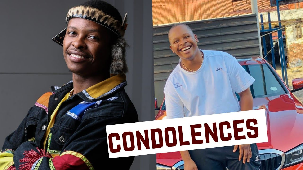 Download Heartfelt Massages and Condolences are Pouring in for Thobani Nzuza