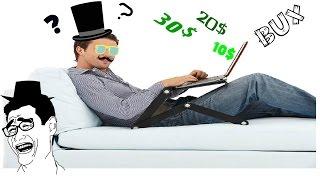7 сайтов для заработка на кликах в долларах