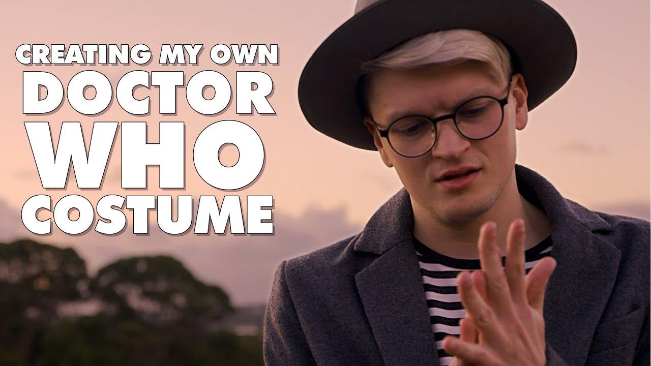 Creating My Own Doctor Costume - #StayingInTheTARDIS