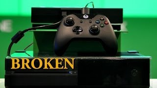 Xbox One Faulty Disc Drive...My New Steam Box!