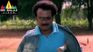 Chandramukhi Movie Rajinikanth Intro Fight Scene | Jyothika, Nayanatara | Sri Balaji Video