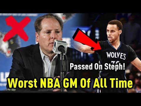 The WORST GM In NBA HISTORY!