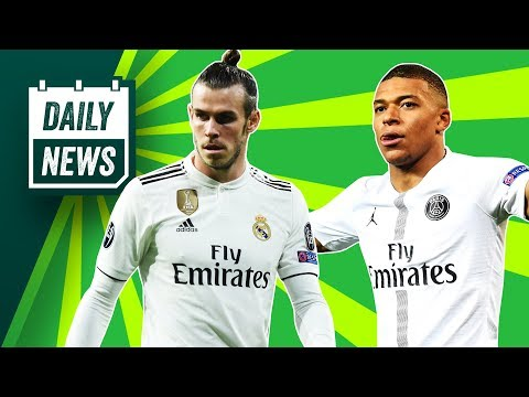 Mbappe wants OUT of PSG, Juve's new manager search + Bale set to leave Madrid►Onefootball Daily News